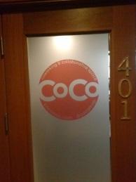 Coco door small